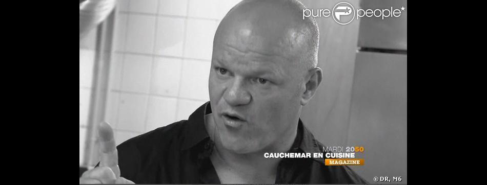 Cauchemar en cuisine revient ce soir mardi 13 d cembre 2011 sur m6 avec le charismatique - Cauchemar en cuisine en france ...