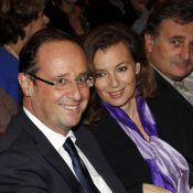 François Hollande et Valérie Trierweiler : Une pause amoureuse dans la campagne