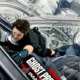 L'affiche du film Mission : Impossible - Protocole fantôme