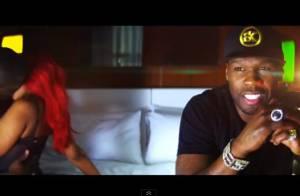 50 Cent : Le rappeur sort ses clips sur un coup de sang et allume Lindsay Lohan