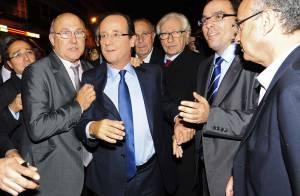 François Hollande et Valérie Trierweiler marient un vieux copain