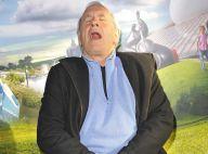 Patrice Laffont, très excité lors d'un anniversaire futuriste... Un peu trop ?