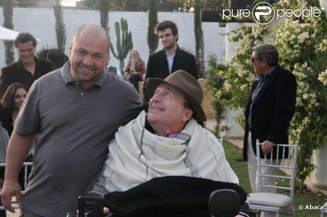 Photos Abdel Sellou Et Philippe Pozzo Di Borgo Le 13 Novembre 2011 2016 Cannes Film Festival 2016