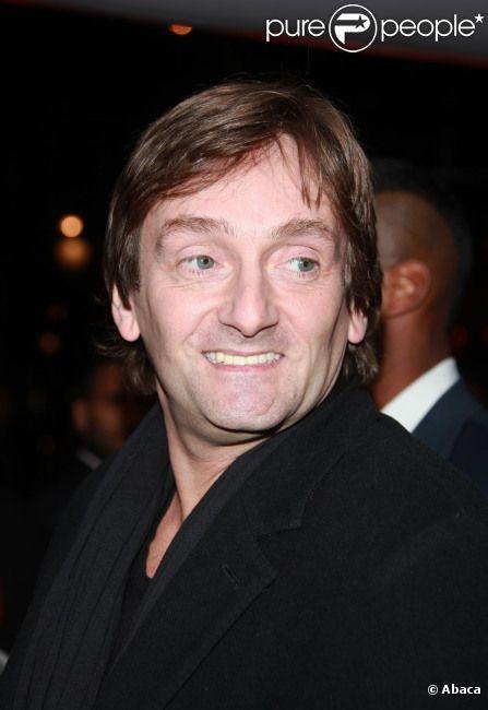 Pierre Palmade, à Paris, en novembre 2011.