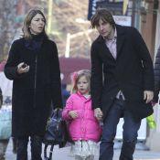 Sofia Coppola : Shopping de Noël avec son Thomas Mars et leur fille Romy
