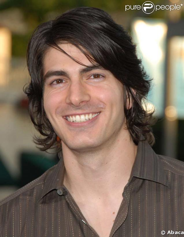 Brandon routh model