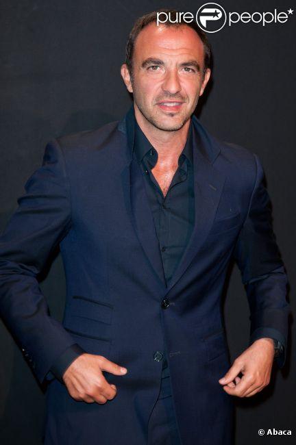Nikos Aliagas le 30 septembre 2011 à Paris