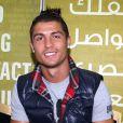 Cristiano Ronaldo le 28 décembre 2011 à Dubaï