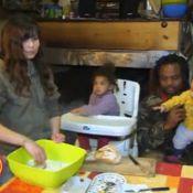 Anne (Masterchef) et sa famille: L'adieu à leurs défuntes petites Louise et Rose