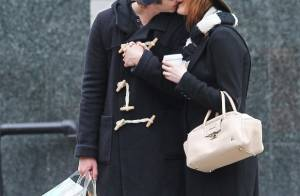 Andrew Garfield et Emma Stone : Spider-man et sa rouquine sexy fous amoureux