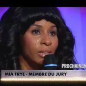 Encore une chance : Cynthia de la Star Ac 6 fait pleurer Mia Frye !