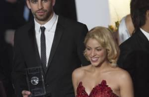 Ballon d'Or 2011 : Shakira, reine d'un soir pour le sacre de Lionel Messi