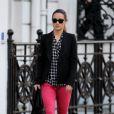 Pippa Middleton à Londres, le 11 janvier 2012.