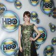 Ellie Kemper à l'after party des Golden Globes de HBO, le 15 janvier 2012 à Los Angeles.
