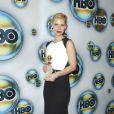 Claire Danes à l'after party des Golden Globes de HBO, le 15 janvier 2012 à Los Angeles.