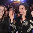 La princesse Stéphanie et son 'minimoi' Pauline Ducruet au 35e Festival International du Cirque de Monte-Carlo en janvier 2011.   La princesse Stéphanie de Monaco livre une interview croisée débordant d'amour avec ses deux filles, Pauline et Camille, dans le magazine  Gala  en date du 18 janvier 2012.