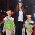 Pauline Ducruet au 35e Festival International du Cirque de Monte-Carlo en janvier 2011.   La princesse Stéphanie de Monaco livre une interview croisée débordant d'amour avec ses deux filles, Pauline et Camille, dans le magazine  Gala  en date du 18 janvier 2012.