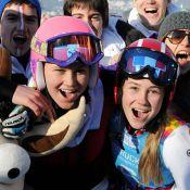 Estelle Alphand: A 16 ans, la fille de Luc fait le plein de médailles olympiques
