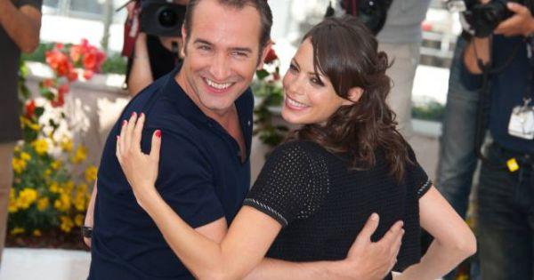 Oscars 2012 jean dujardin et b r nice bejo partagent for Dujardin 94