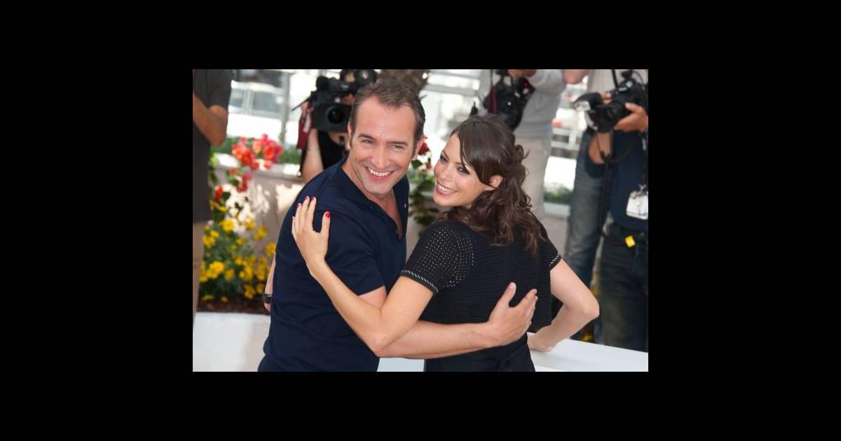 Oscars 2012 jean dujardin et b r nice bejo partagent for Agent jean dujardin