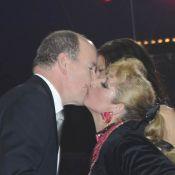 Albert et Charlene en piste avec Stéphanie et Pauline : rires, joie et baisers