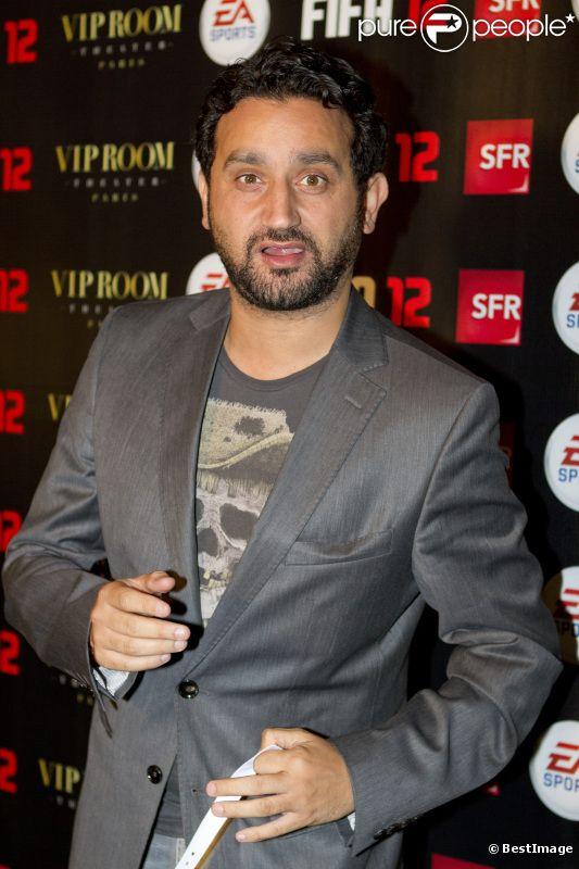 Cyril Hanouna à Paris, en septembre 2011.