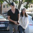 Vanessa Hudgens et son chéri Austin Butler le 12 janvier 2012 à Los Angeles