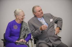La reine Margrethe inonde son jubilé de couleurs, sous l'oeil expert de son mari