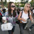 Britney Spears et sa soeur Jamie Lynn lors d'une ballade à Beverly Hills, le 7 octobre 2007.