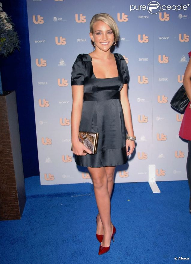Jamie Lynn Spears lors de la soirée US Weekly Hot Hollywood Party, à Los Angeles, le 27 septembre 2007.