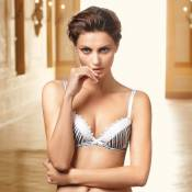 Catrinel Menghia : Le plus beau top model roumain n'a pas froid aux yeux