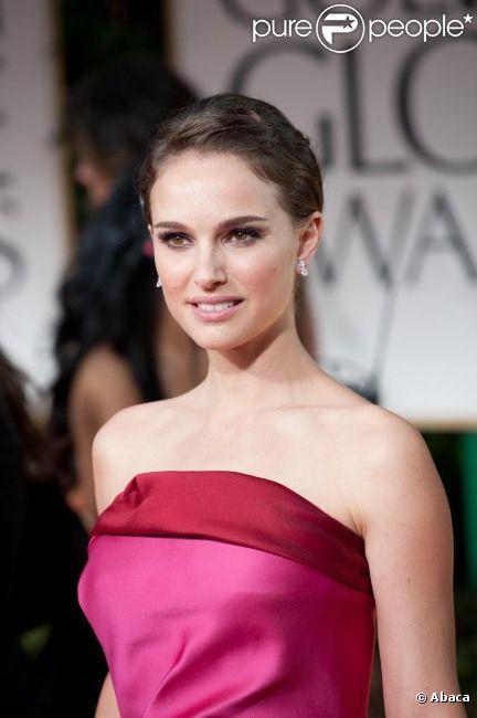Natalie Portman en janvier 2012 à Los Angeles.
