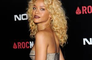Rihanna sublime et Katy Perry girly, face à une amie au décolleté foudroyant