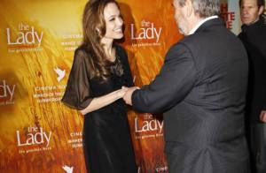 Angelina Jolie, au charme ravageur, complice hollywoodienne de Luc Besson