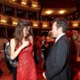 Lothar Matthaüs et sa compagne Joanna ont valsé au 56e Bal de l'Opéra de Vienne.   Comme chaque année, de nombreuses célébrités et personnalités ont assisté en toute élégance au 56e Bal de l'Opéra de Vienne, le 16 février 2012.