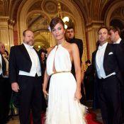 Helena Christensen, Brigitte Nielsen : Le bal des femmes fatales à Vienne
