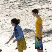 Justin Bieber et Selena Gomez : C'est l'amour à la plage !