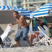 Chris Brown : Fou de bonheur aux côtés de sa petite amie... grâce à Rihanna ?