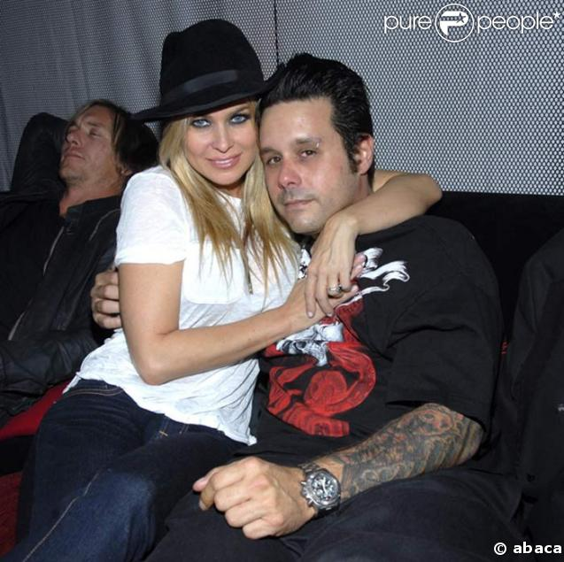 Carmen Electra et Rob Patterson à l'after party des MTV Movie Award
