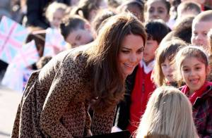 Kate Middleton, sublime en visite officielle, révèle enfin son secret