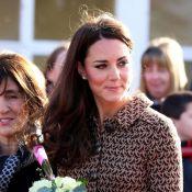 Kate Middleton, sublime en visite officielle, révèle enfin son secret