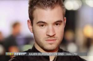 Top Chef 3, Julien se défend : ''Ce mec prétentieux, ce n'est pas moi''