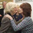 Camilla Parker Bowles inaugurait le 23 février 2012 un nouveau centre de soins intensifs néo-nataux à l'hôpital de Bath.