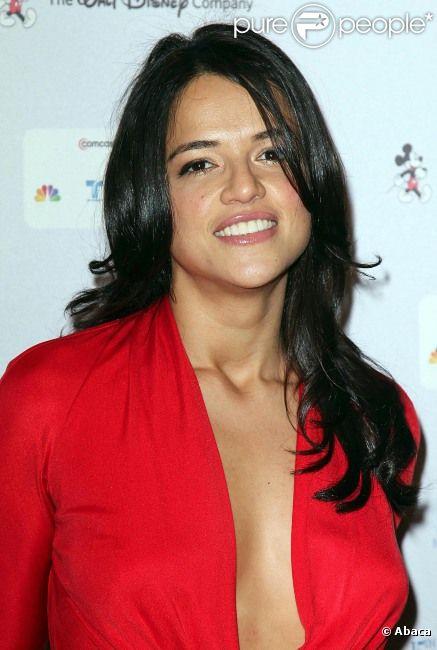 Michelle Rodriguez lors des NHMC Impact awards, le 24 février 2012 à Los Angeles