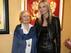 PHOTOS : Michèle Morgan et Sarah Marshall très complices !