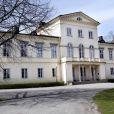 Le palais Haga, résidence de la princesse Victoria, du prince Daniel et de leur petite princesse Estelle.