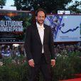 Le réalisateur Luca Guadagnino sur le tapis rouge de la 67ème Mostra de Venise en septembre 2010.