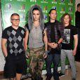 Tokio Hotel en juin 2011