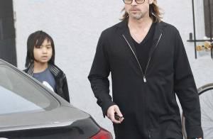 Brad Pitt : Et si Maddox, son fils aîné, était la rockstar de la famille ?
