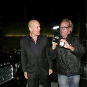 Bruce Willis et sa femme enceinte : Une sortie avec leurs amis les Stallone